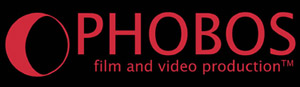 Phobos Film and Video Production logo